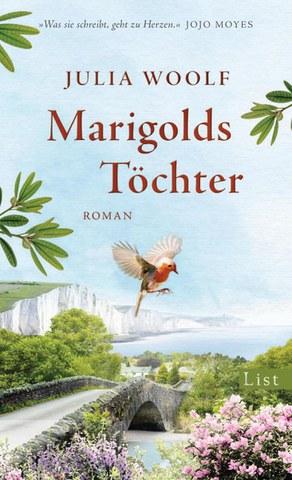 Coverbild zu Buch Marigolds Töchter