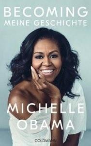 Bild des Buchcovers von Michelle Obama
