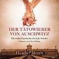 C0overbild zu Hörbuch: Die Tätowierer von Auschwitz