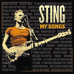 Foto zum Coverbild Musik-CD Sting - My Songs