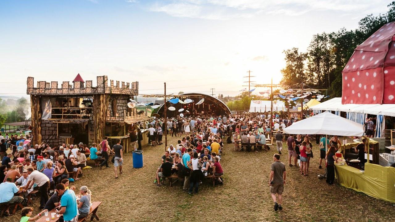 Impressionen vom Waldstock-Open-Air-Festival