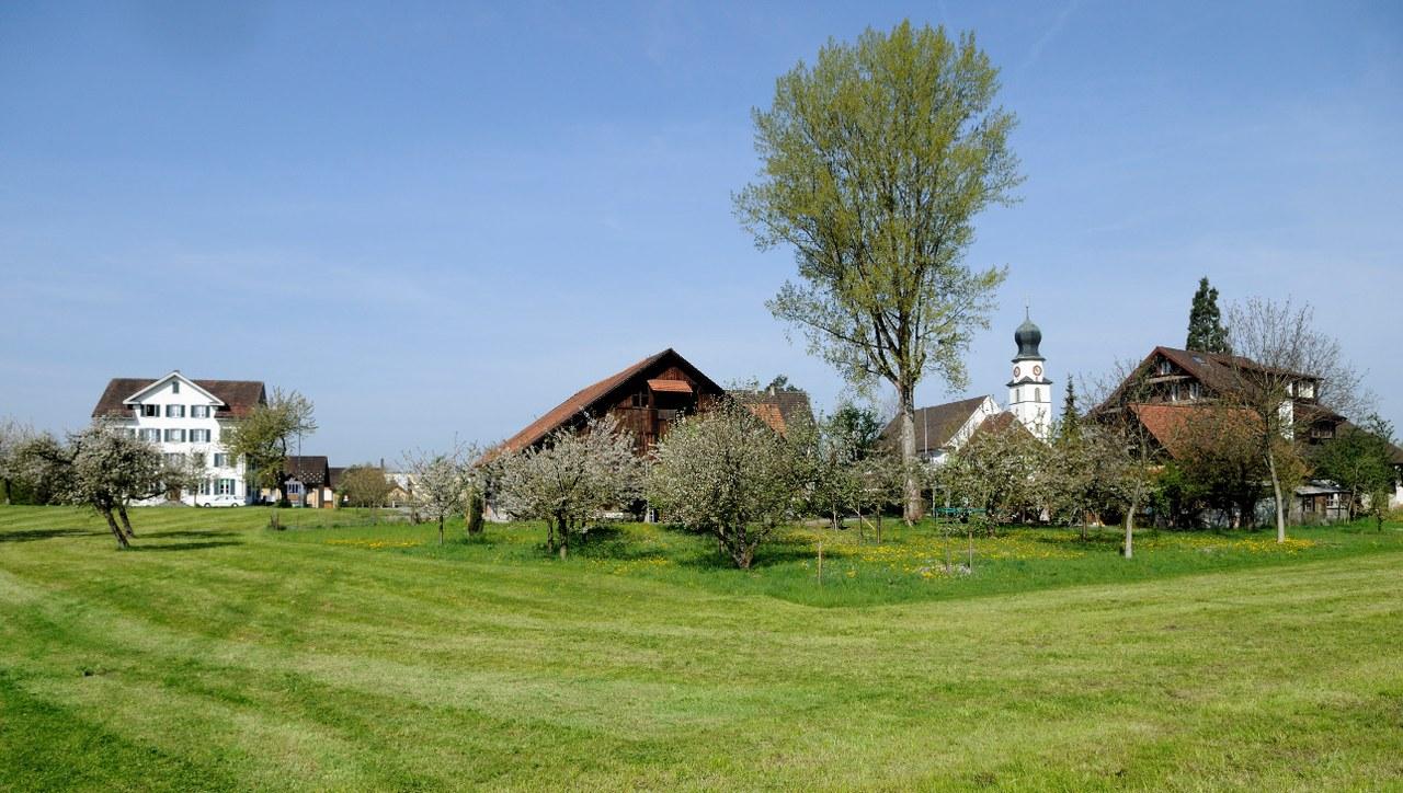 Zentrum Steinhausen.