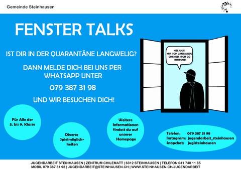 Fenster-Talks