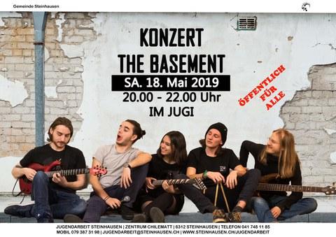 Konzert The Basement