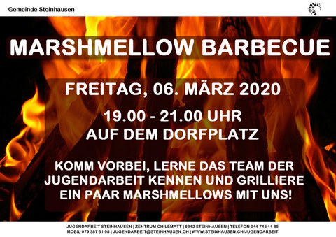 Marshmellow Barbecue