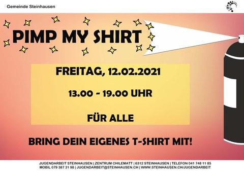 Pimp my shirt