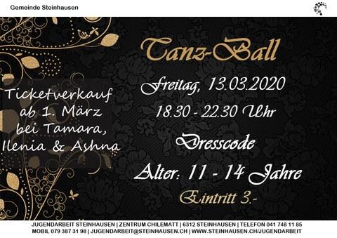 Tanz-Ball