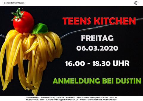 Teens Kitchen