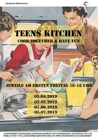 Teens Kitchen