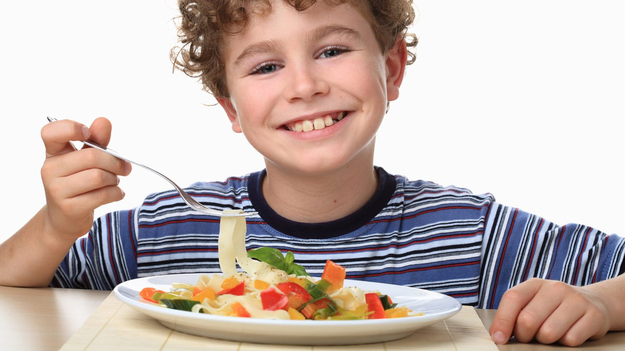 Der Mittagstisch bietet eine ausgewogene Ernährung.