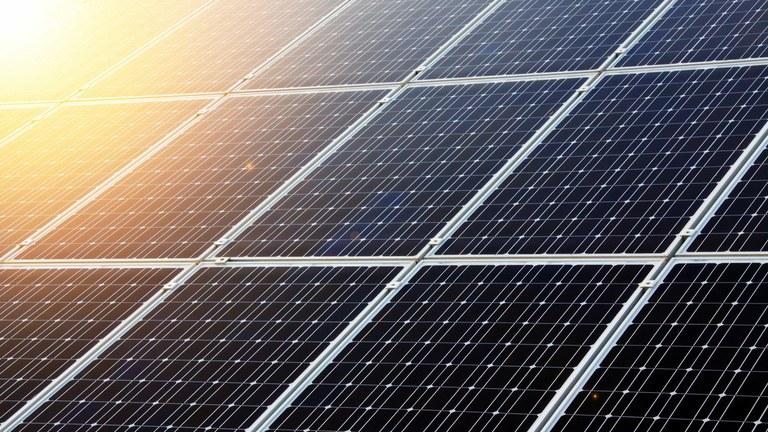 Photovoltaikanlage Schulanlage Sunnegrund