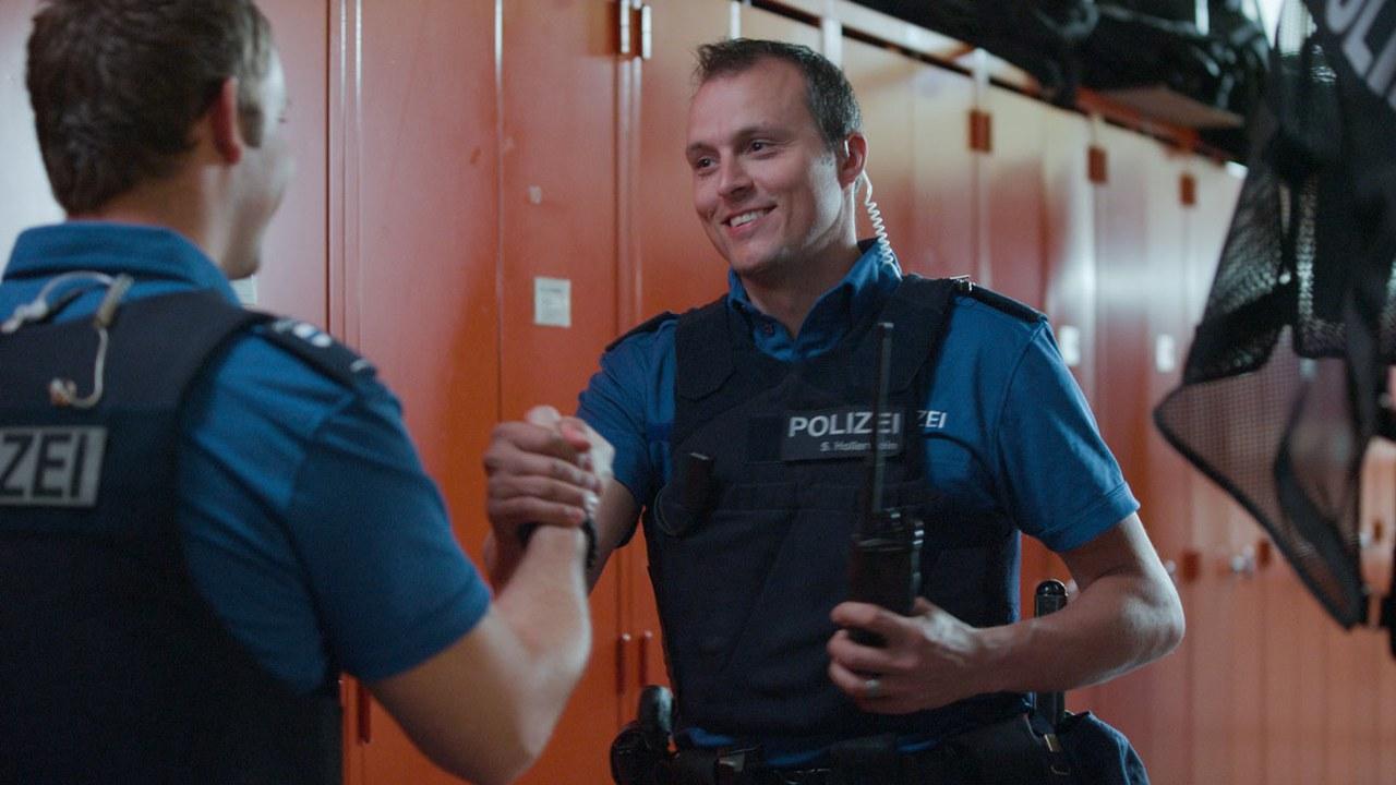 Die Zuger Polizei sorgt für die Sicherheit der Zuger Bevölkerung.