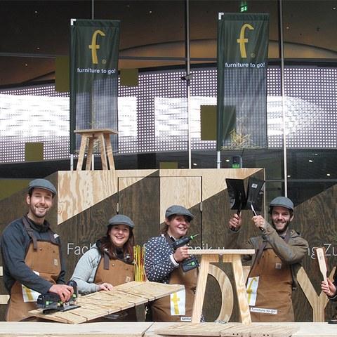 HFTG an der Messe Basel, Projekt