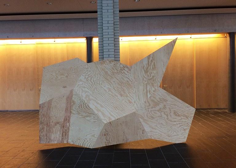 HFTG an der Holzmesse Basel vom 11.–15. Oktober 2016