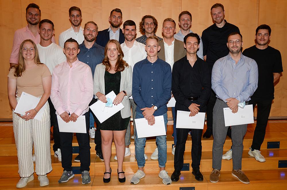 HFTG Diplomfeier 2015