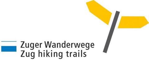 Logo Zuger Wanderwege