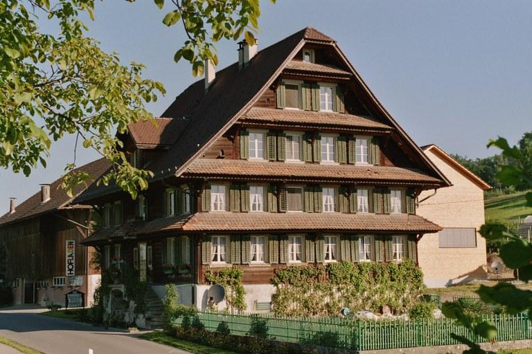 Bauernhaus von 1808 Cham (ZG)