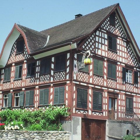 Wirtshaus zum Apfel in Hefenhofen (TG)