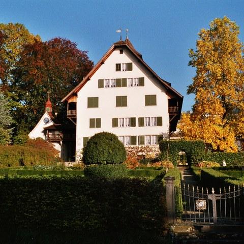Repräsentativer Wohnsitz mit Garten Zug (ZG)