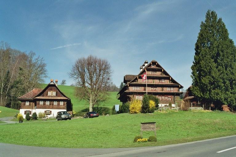 Hof Hinter Spichten 1765 Meierskappel (LU)
